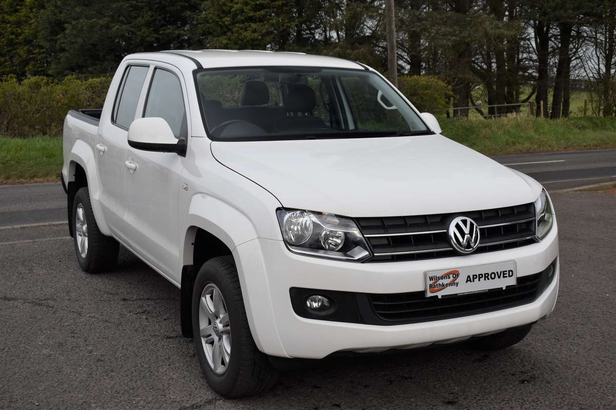 VOLKSWAGEN AMAROK TRENDLINE TDI 4MOTION *NEVER FARMED, IMMACULATE*