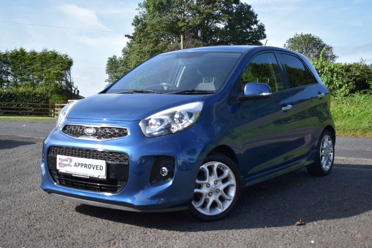 Kia PICANTO 3 ISG 1.2 5Door *£250 FINANCE DEPOSIT ALLOWANCE OR CASHBACK*