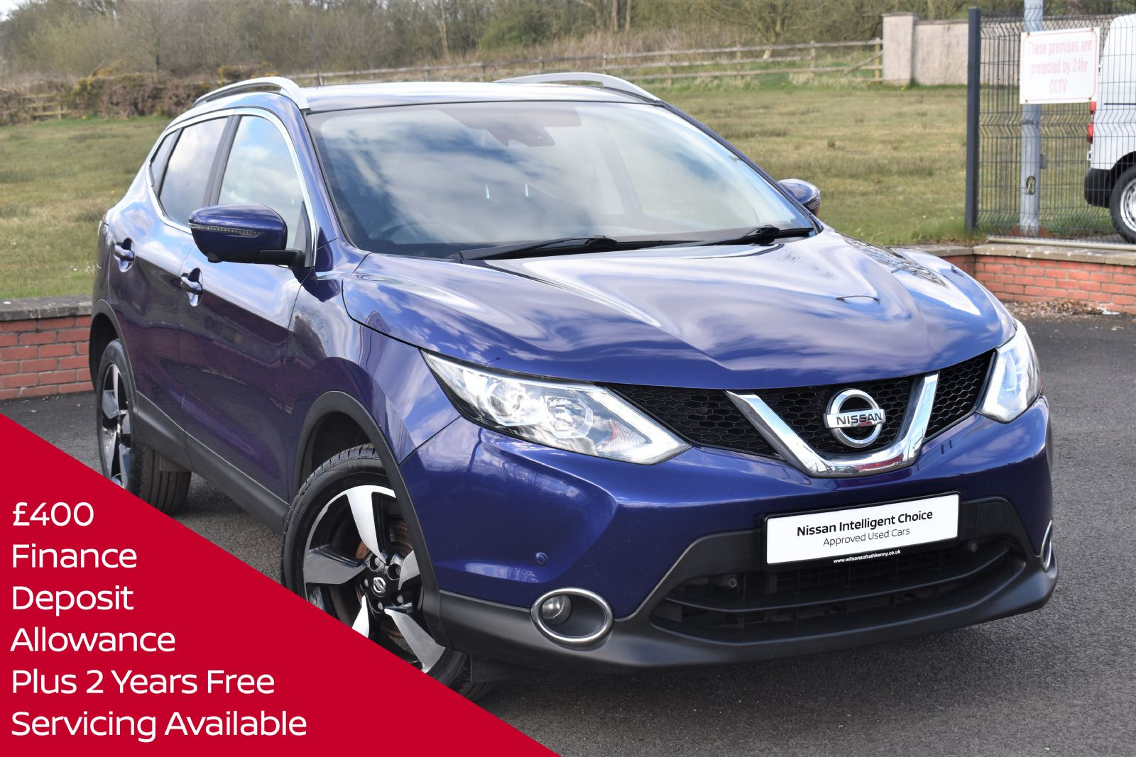 Nissan QASHQAI N-CONNECTA DCI *BEAUTIFUL EXAMPLE, CHEAP TAX*