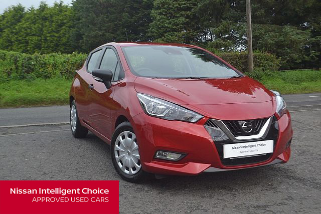Nissan Micra Visia 1.0 BEST VALUE 2018 MICRA ON INTERNET*