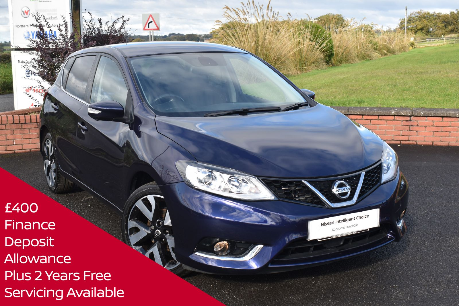 Nissan PULSAR TEKNA DIG-T*ONE OWNER CAR SOLD BY US FROM NEW*