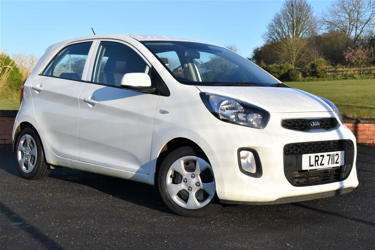Kia Picanto '1' Air 5DR *£250 FINANCE DEPOSIT ALLOWANCE OR CASHBACK*