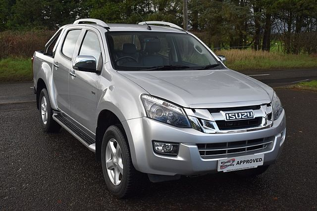 Isuzu D-max Utah 2.5 *TWIN TURBO, FSH, IN IMMACULATE CONDITION*