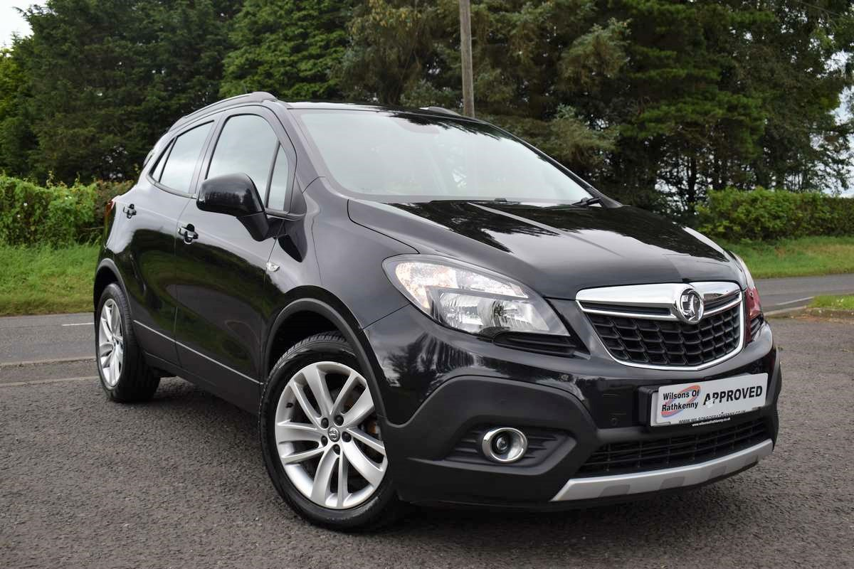 Vauxhall MOKKA EXCLUSIV 1.6 CDTI S/S *Contact Phil For Details*