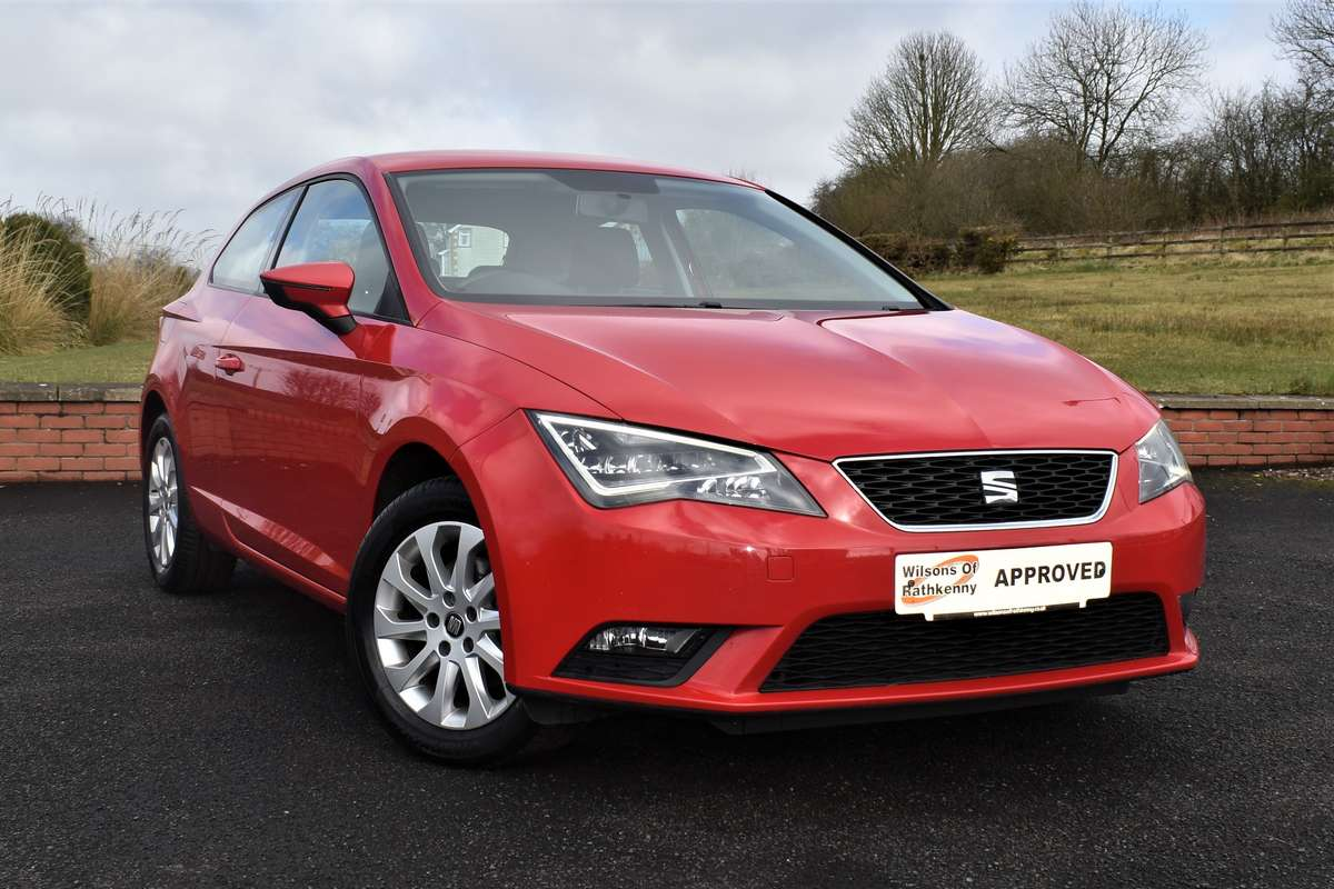 SEAT Leon SC 1.2 TSI SE Technology *Contact the Prestige Team*