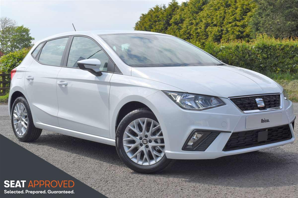 2019 SEAT Ibiza 1.0 SE Technology *May 2019, choice of colours*