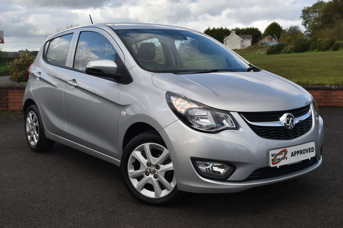 Vauxhall Viva SE 1.0 5DR *£250 FINANCE DEPOSIT ALLOWANCE OR CASHBACK*