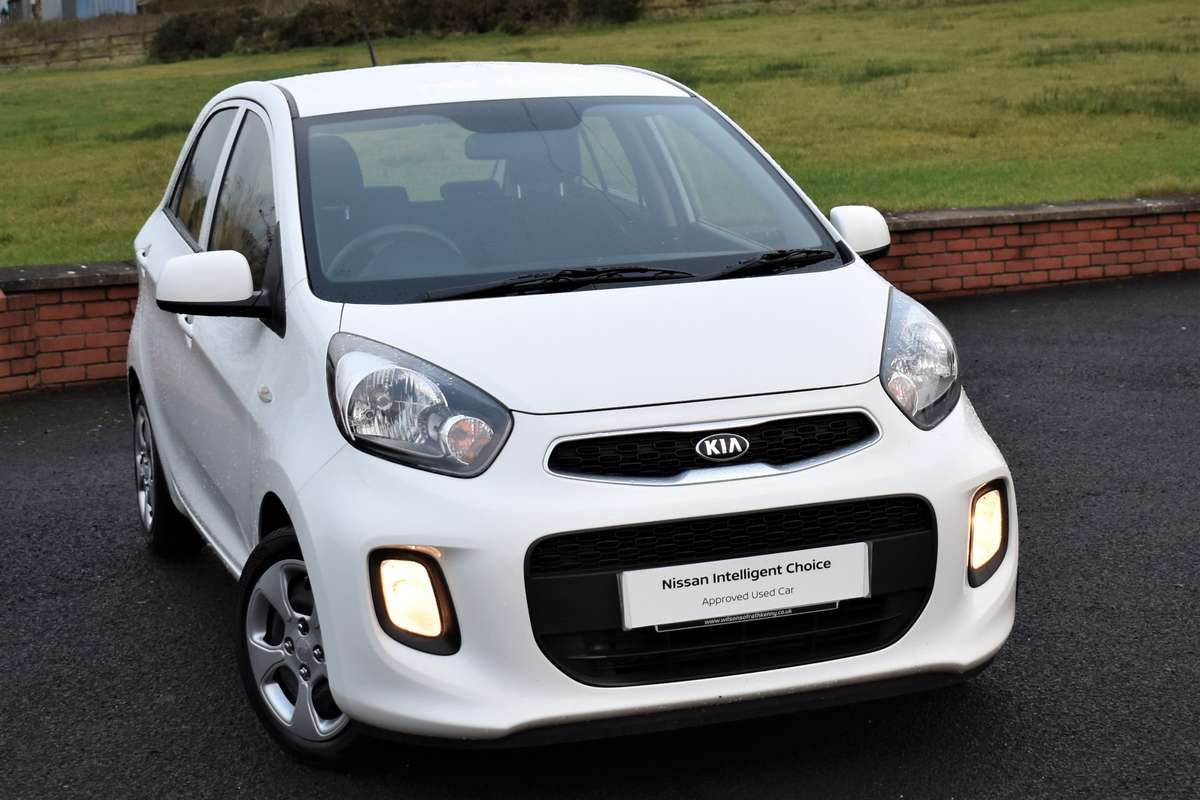 Kia PICANTO 1*JUST HAD A MAJOR SERVICE*STILL 3 YEARS WARRANTY LEFT*GREAT FIRST TIME CAR*