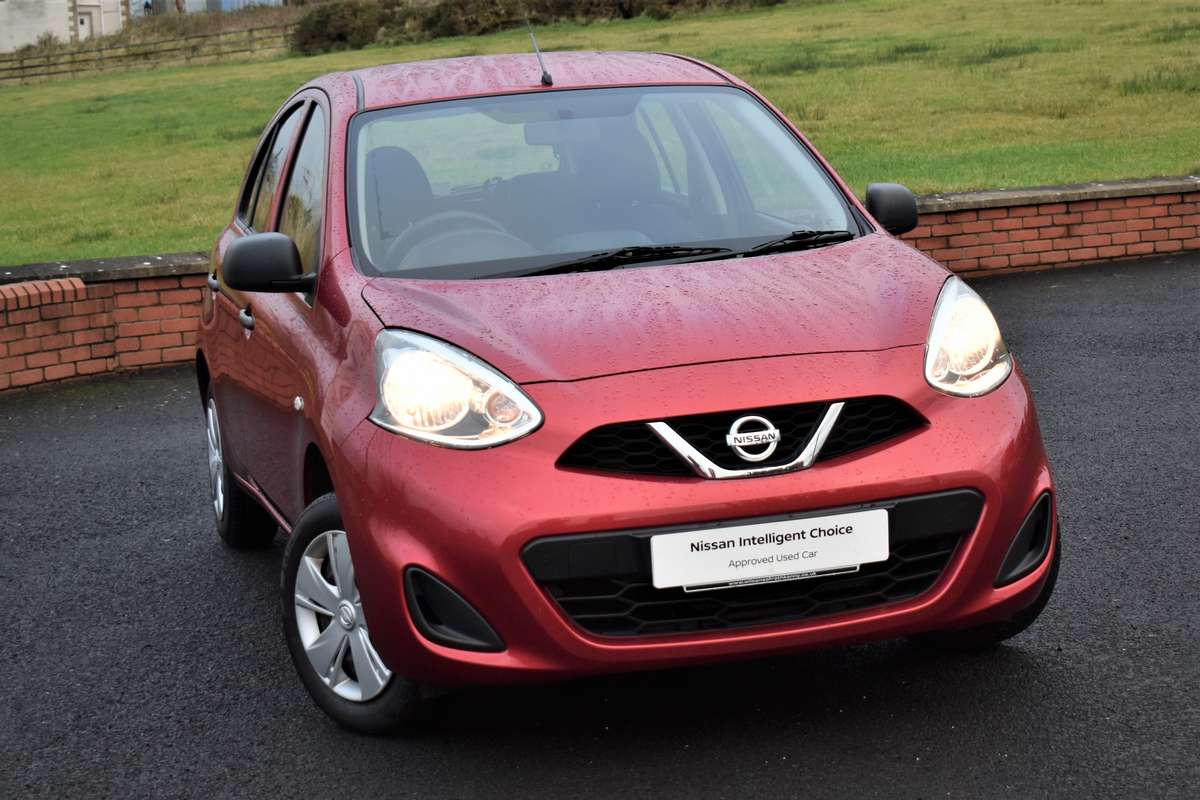 Nissan MICRA VISIA*ONLY 21000 MILES*GREAT FIRST TIME CAR*
