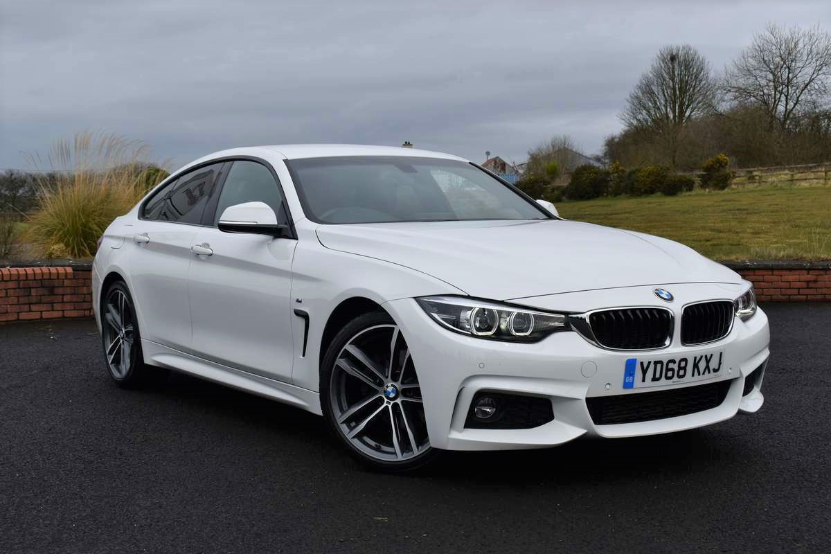 BMW 4 Series 2.0TD (188) 420D M Sport Gran Coupe Auto