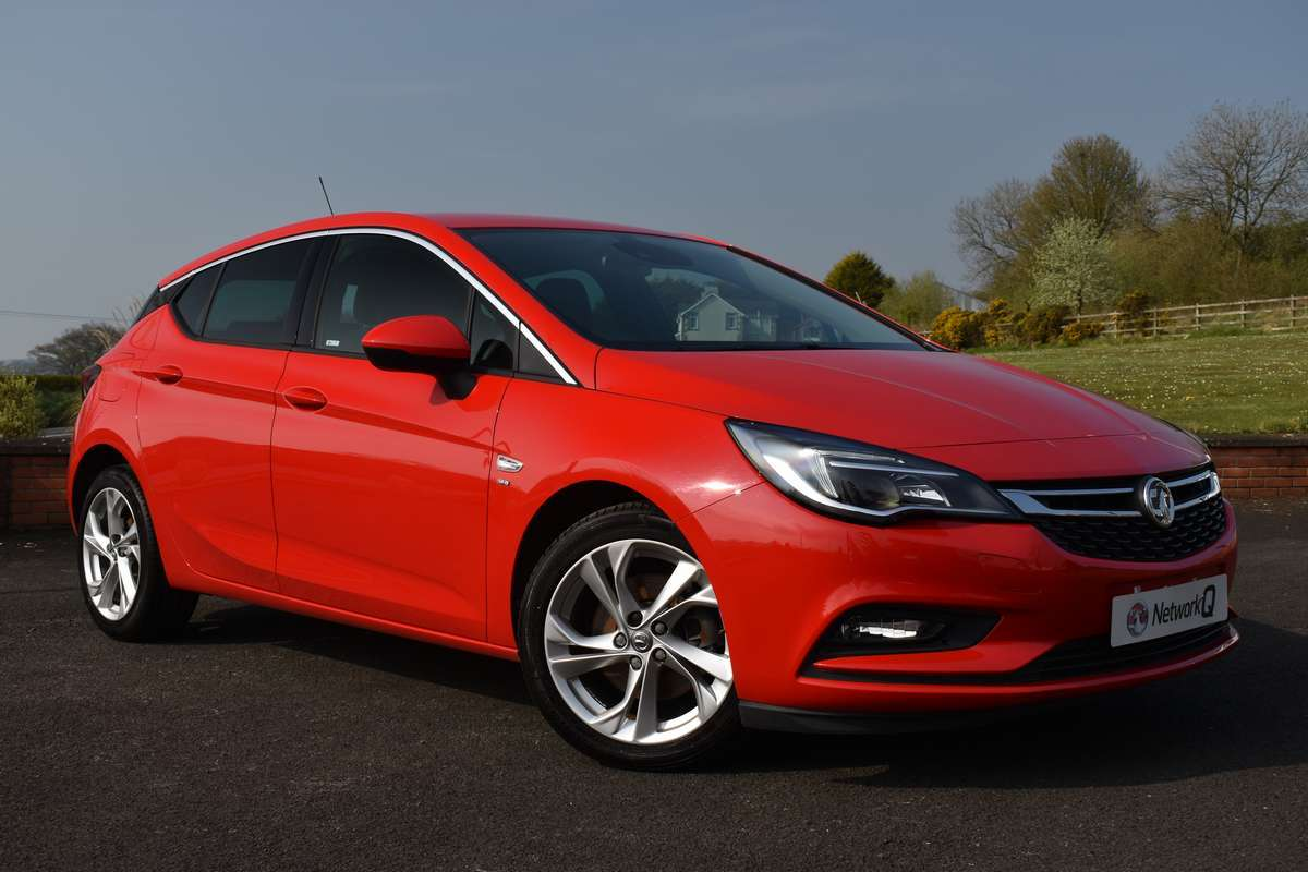 80fa1194d7 Vauxhall Astra 1.6 CDTI 136bhp SRi S S  EX DEMO LIKE NEW