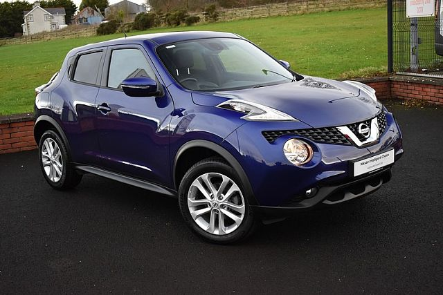 Nissan Juke N-Connecta DCI 110 BHP £20 ROAD TAX* SAT NAV*