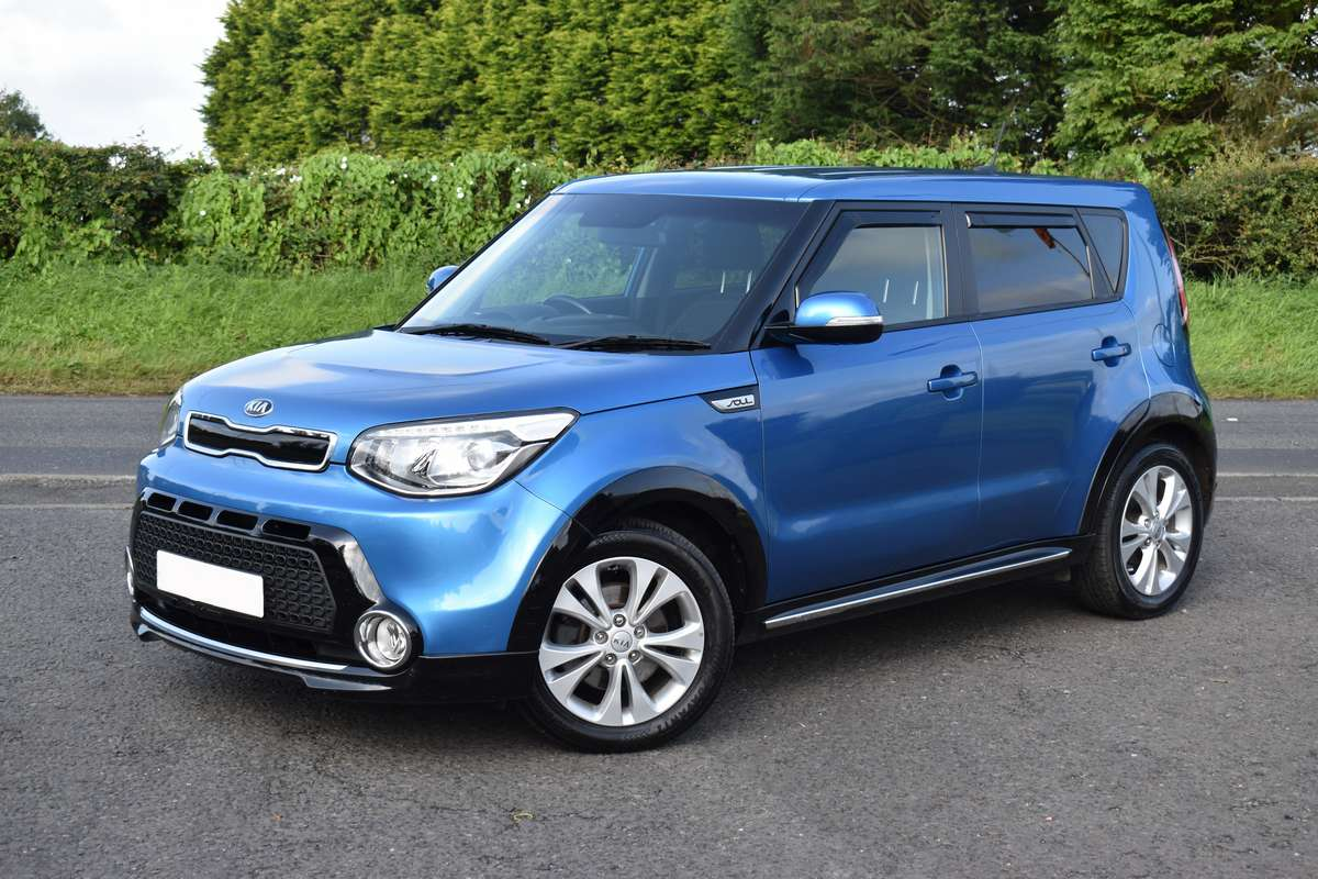 Kia SOUL URBAN 1.6 diesel CRDI *£500 FINANCE DEPOSIT ALLOWANCE OR CASHBACK*