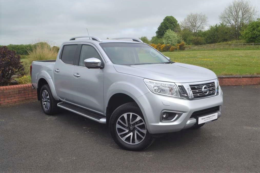 Nissan NAVARA TEKNA DCI* ONE OWNER FROM NEW *SOLD BY US*