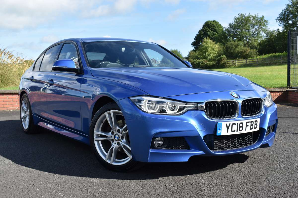 BMW 3 Series 320D M Sport 4DR Step Auto *BEAUTIFUL CAR*