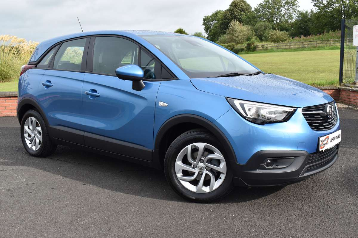 Vauxhall Crossland X SE 1.2 83PS *Ex demo, must see car*