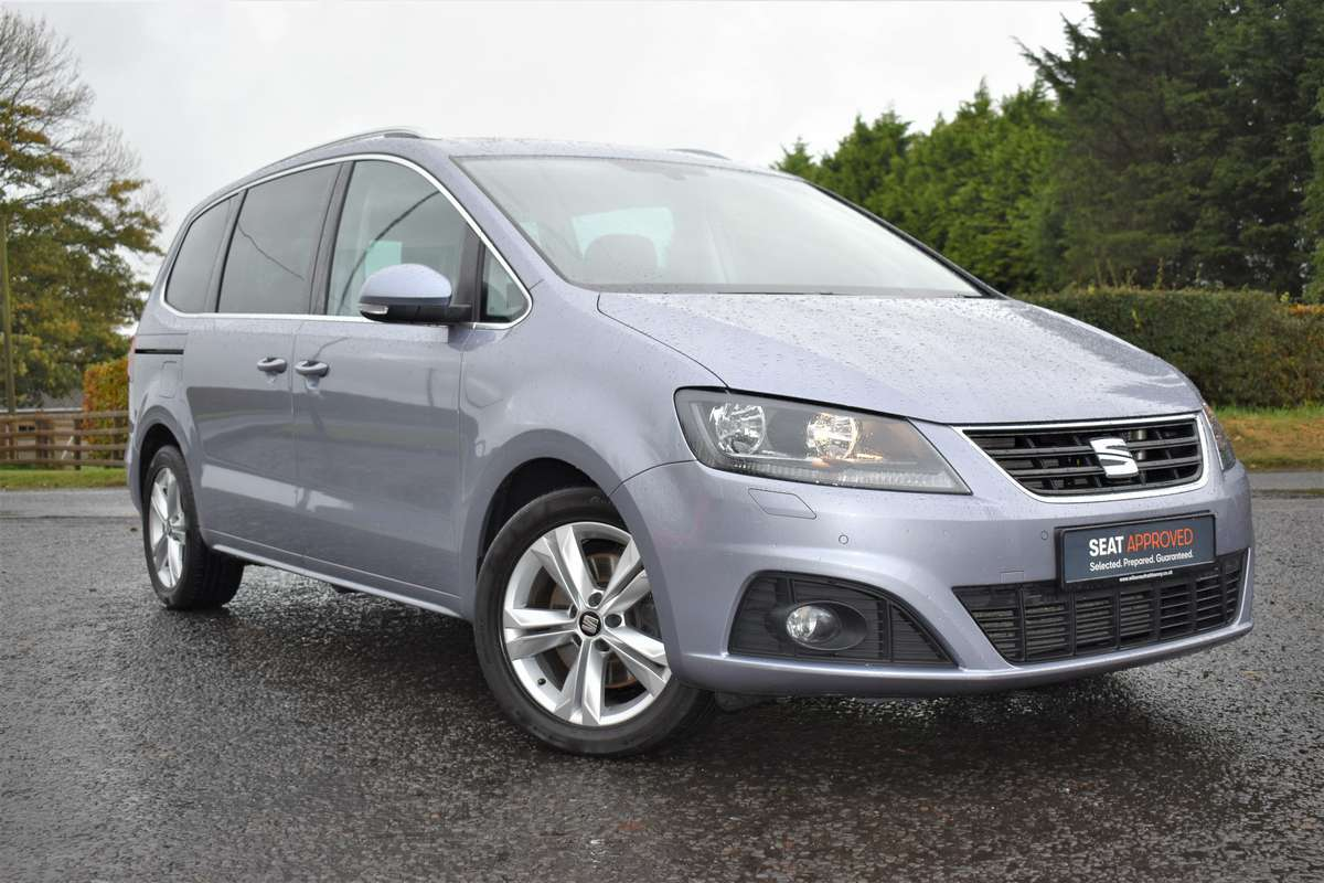 SEAT Alhambra 2.0 TDI Xcellence Auto