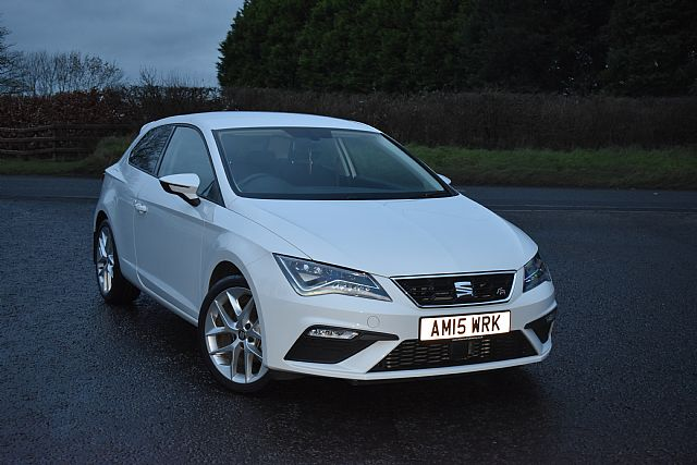 Seat Leon 1.4 TSI FR Sport Coupe  *Low Mileage*