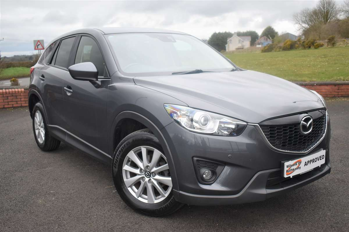 Mazda CX-5 SE-LD Nav *Only £30 Road Tax, Front & Rear Sensors*