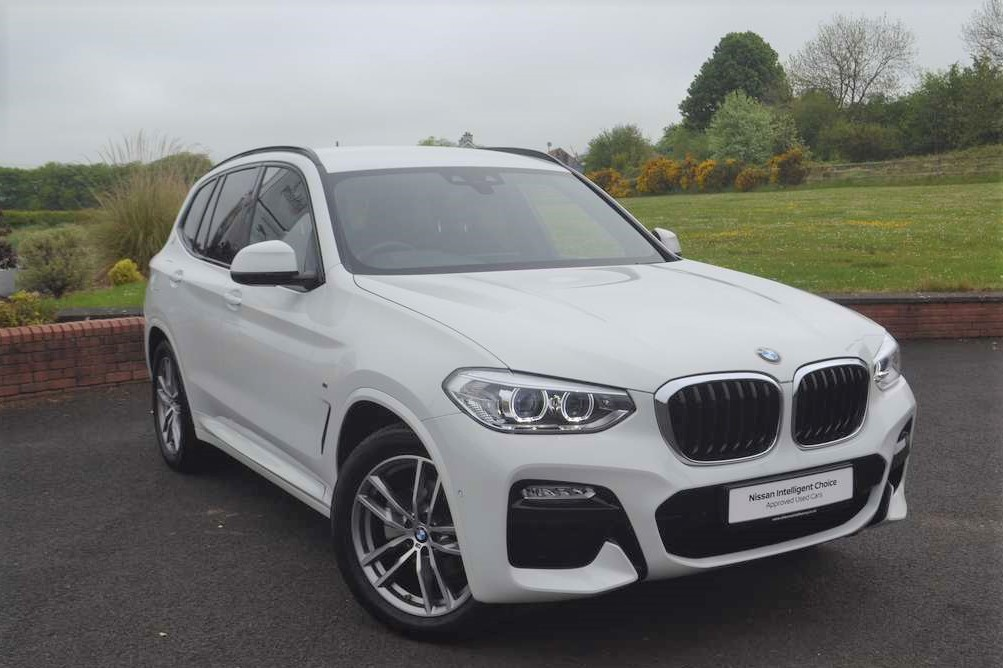 BMW X3 XDRIVE20D M SPORT AUTO *STUNNING 4X4 M-SPORT, ONE OWNER, CONTACT DOMINIC OR SEAN*