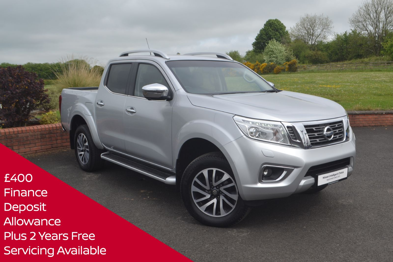 Nissan NAVARA TEKNA DCI *ONE OWNER FROM NEW*