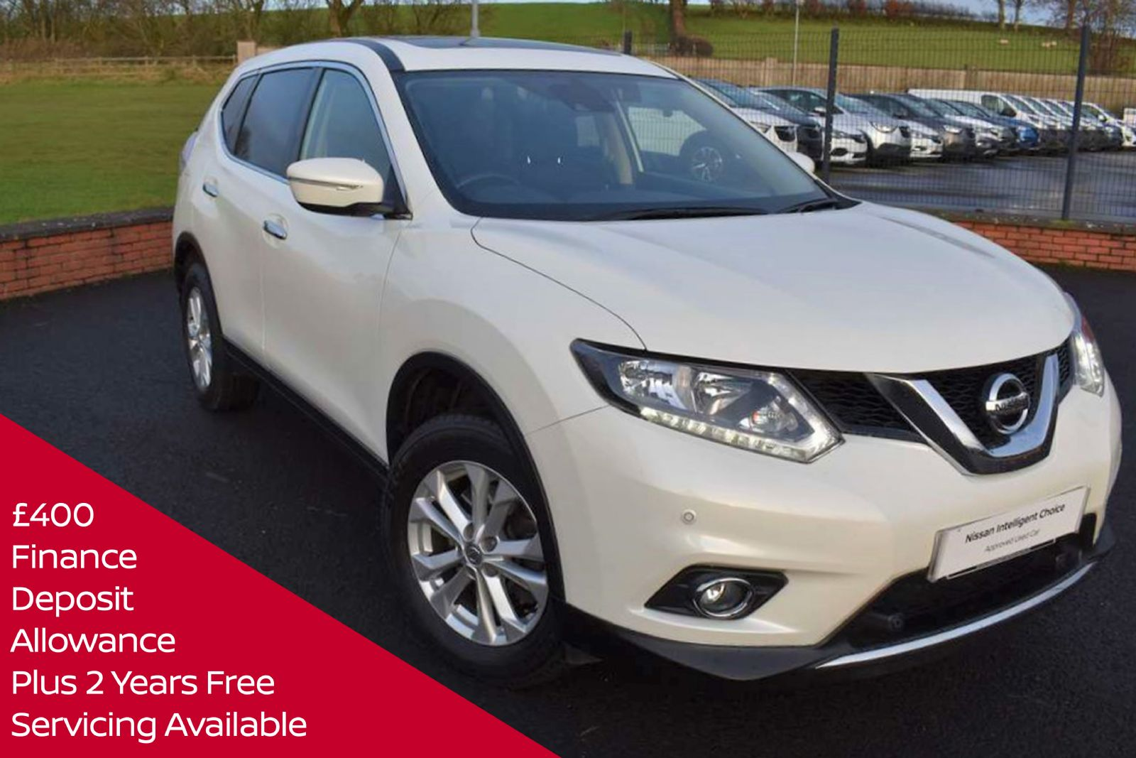 Nissan X-TRAIL ACENTA DCI SEVEN SEATER MRZ5328