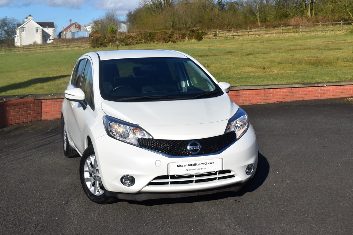 Nissan NOTE ACENTA*ONLY 30000 MILES*VERY CLEAN EXAMPLE