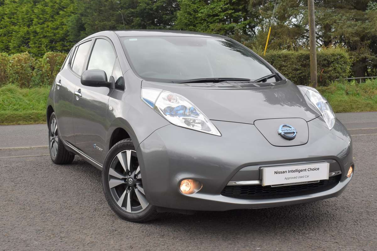 Nissan LEAF TEKNA 30KWH  *CONTACT DOMINIC 07710744865