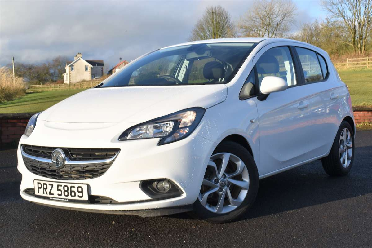 Vauxhall Corsa 1.4 Energy 5DR AC (75PS) Ex Demo *Contact Paul Gilmore 07743339606*