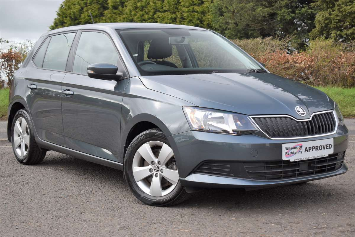 Skoda Fabia 1.2TSI SE   £500 FINANCE DEPOSIT ALLOWANCE*Contact John Vennard 07968069535*