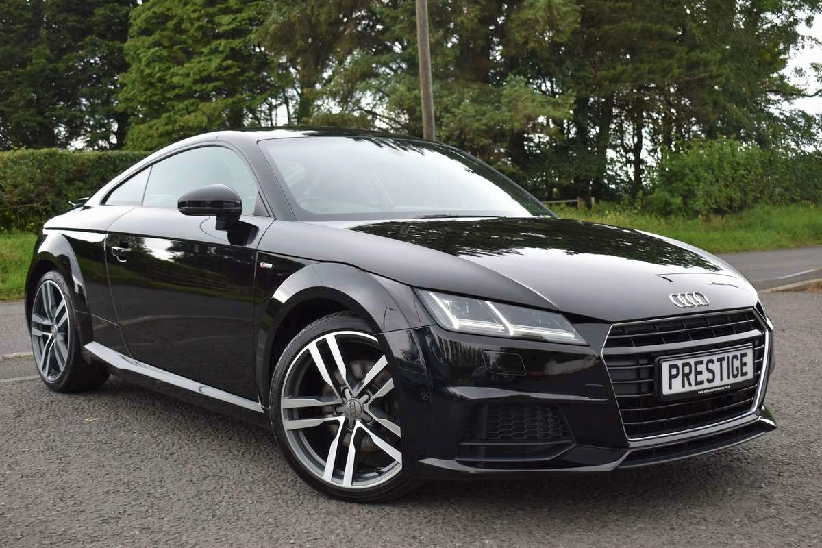 Audi TT 2.0 TDI  S LINE ULTRA (184) * Contact Phil Mailey for details*