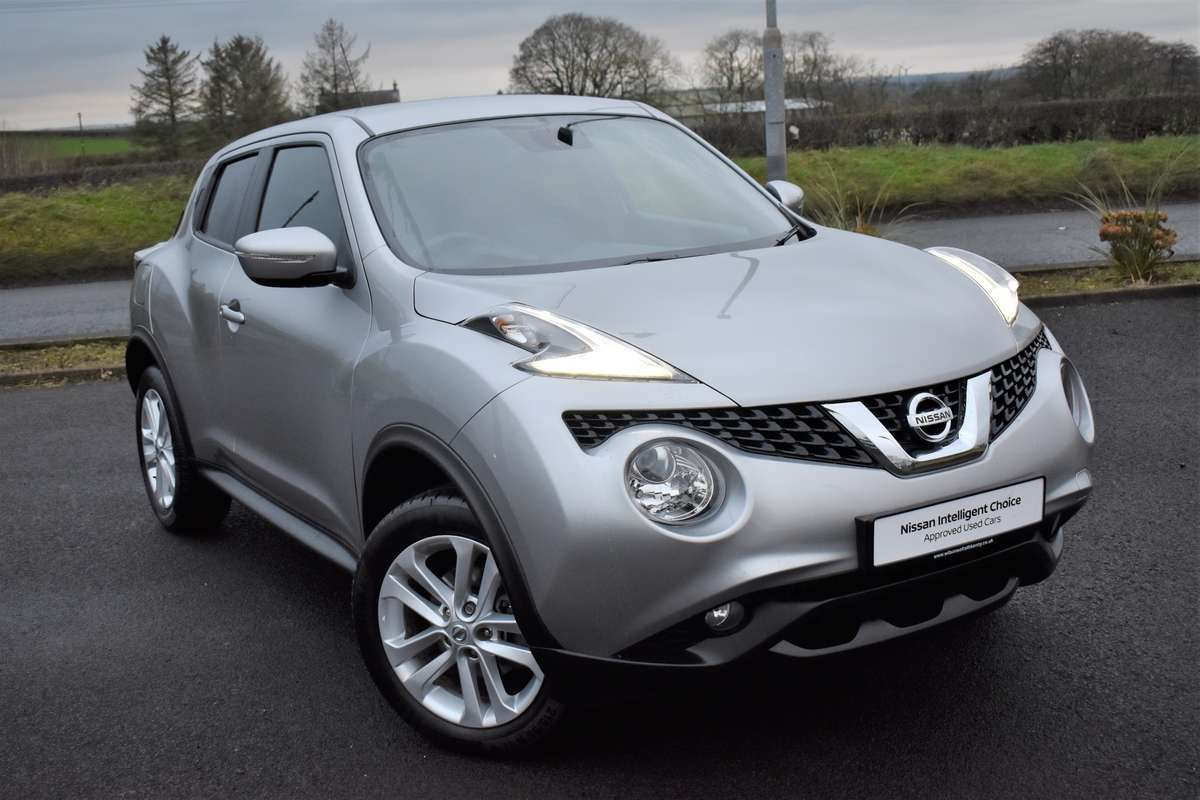 Nissan JUKE N-CONNECTA DCI  *ONLY 6286 MILES* FINANCE DEPOSIT AVAILABLE*FREE SERVICING AVAILABLE*