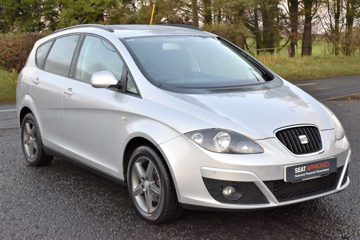 SEAT ALTEA XL I TECH CRTDI E-MOTIVE