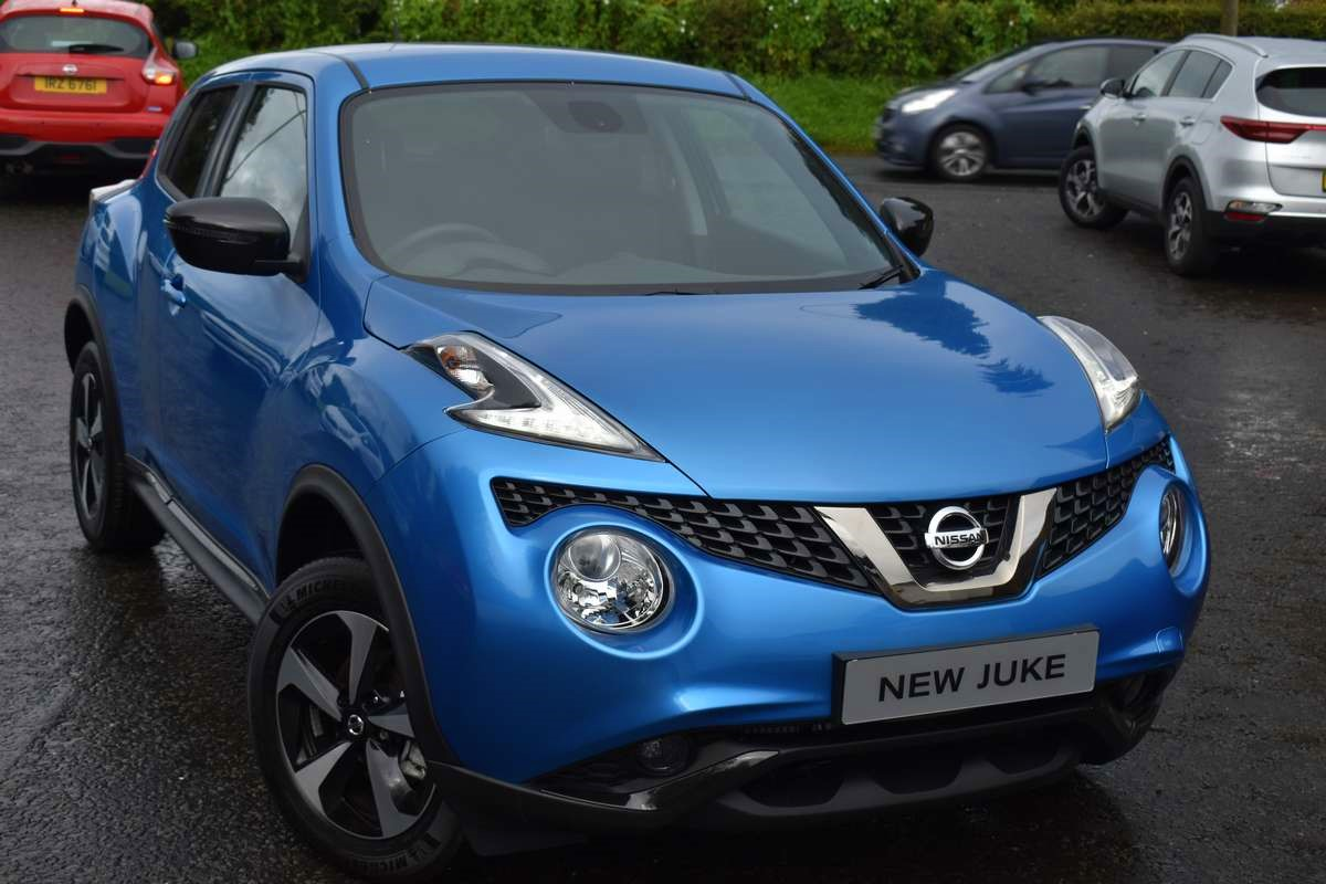 Nissan Juke Bose Personal Edition DCI *Ex Demo Never Used* *£500 FINANCE DEPOSIT ALLOWANCE OR CASHBACK*