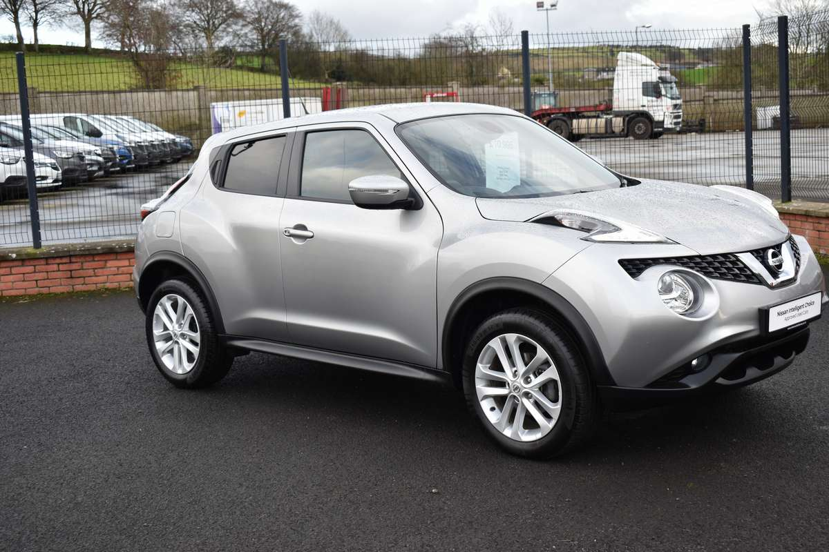 Nissan JUKE N-CONNECTA DCI* FINANCE DEPOSIT AVAILABLE* FREE SERVICING AVAILABLE*