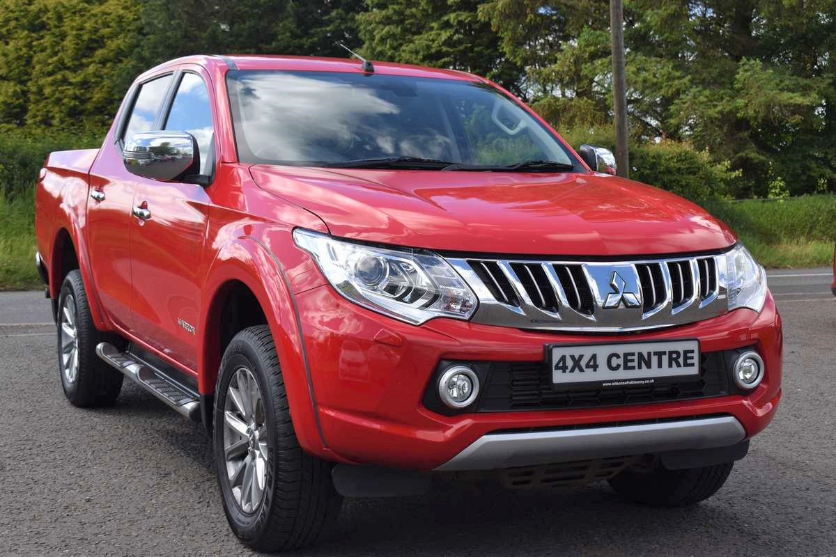 Mitsubishi L200 WARRIOR DOUBLE CAB *GREAT CONDITION NEVER FARMED*