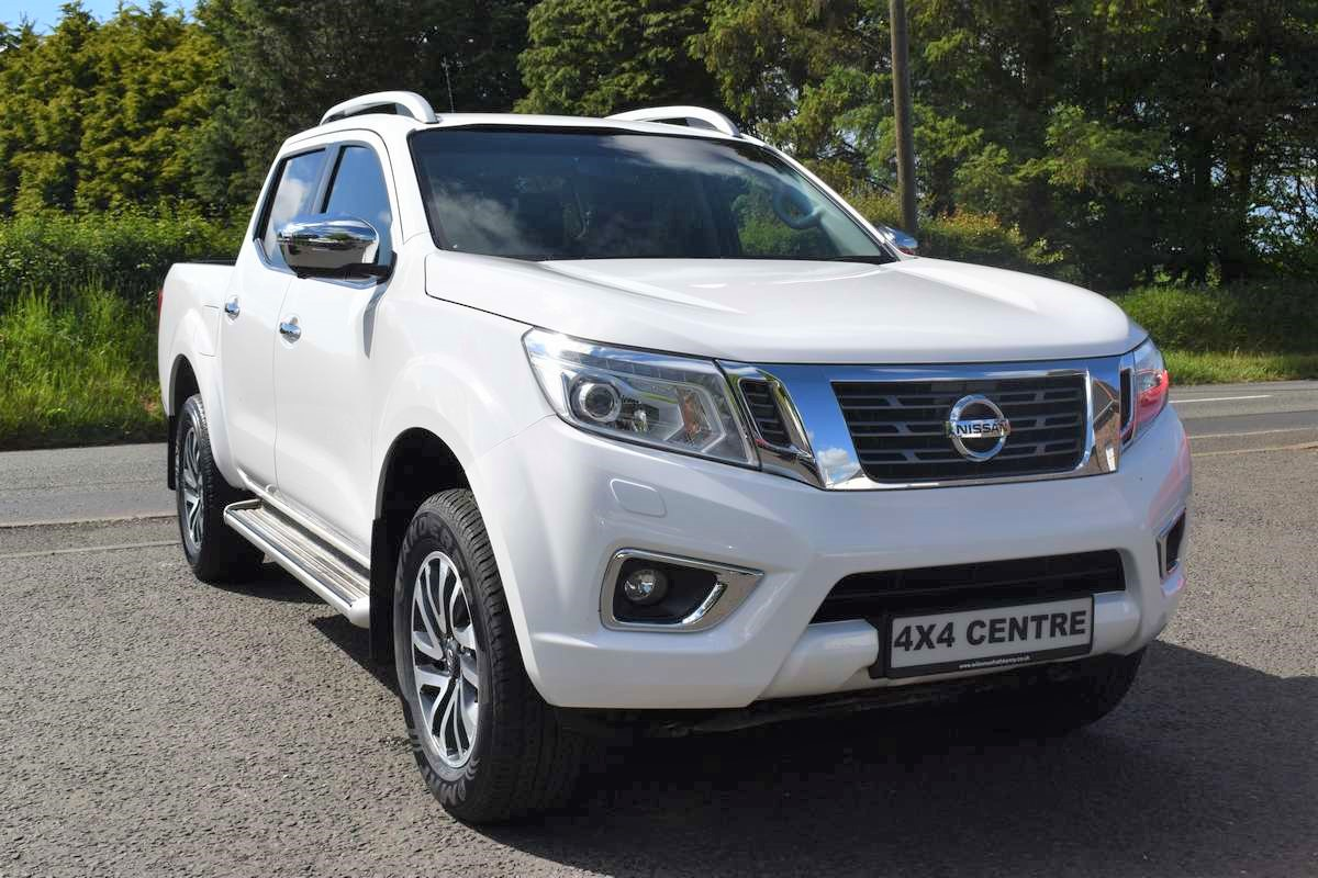 Nissan NAVARA TEKNA DCI *AUTO* *£500 FINANCE DEPOSIT ALLOWANCE OR CASHBACK - CONTACT NIGEL COLE*