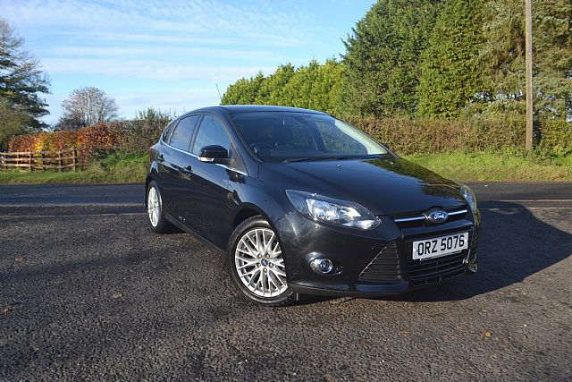 Ford Focus 1.0 SCTI (100PS) Eco Boost