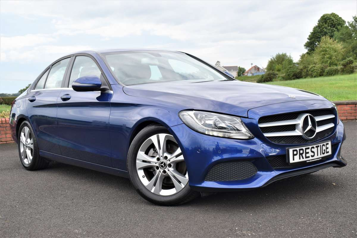 Mercedes-Benz C  Class 2.1D (170) SE Executive Edition S/S 9G Tronic