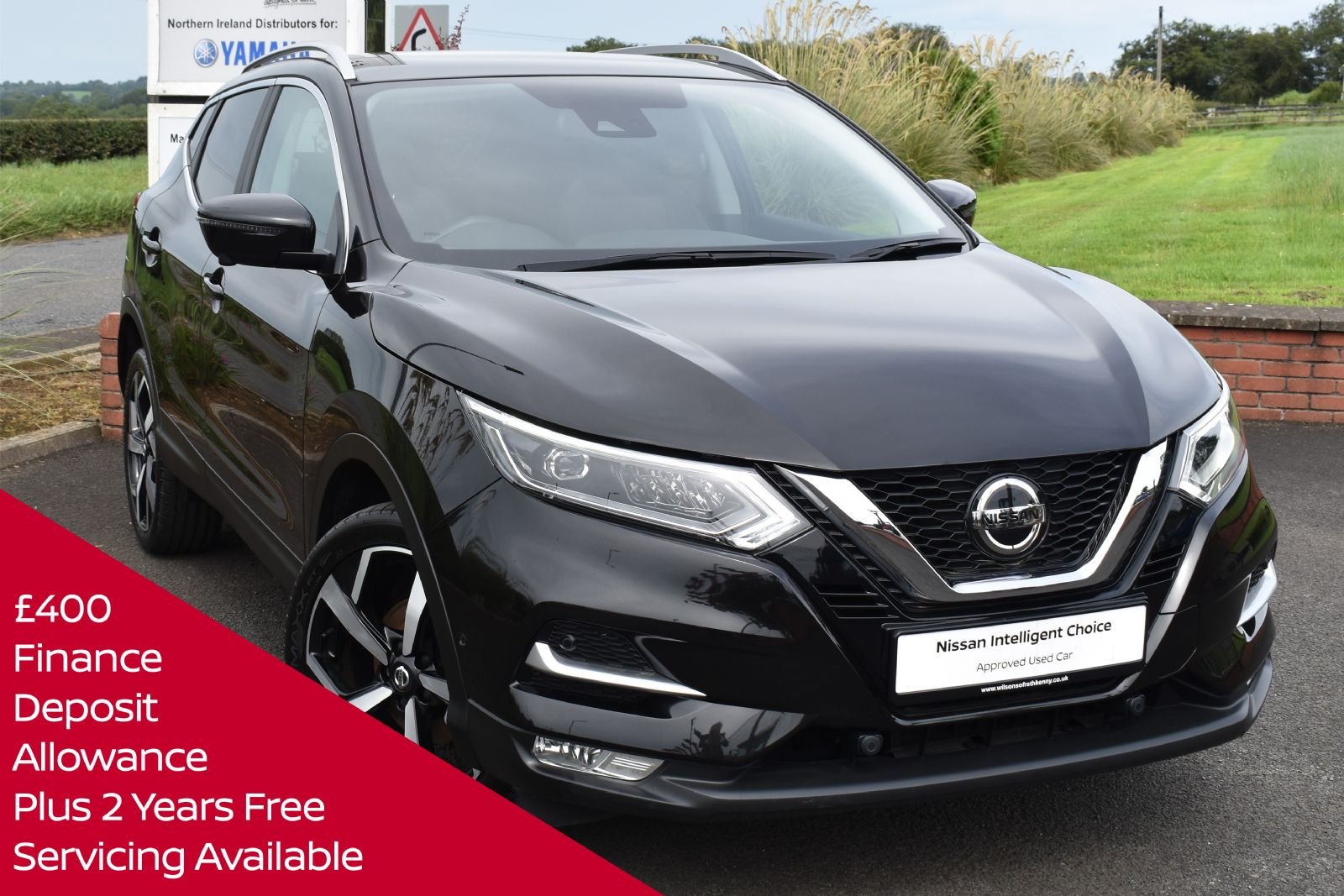 Nissan QASHQAI TEKNA DIG-T*ONLY 4695 MILES*GET FINANCE DEPOSIT AND FREE SERVICING