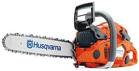 Husqvarna 555 Commercial Chainsaw