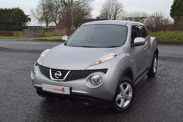 2013 nissan juke visia 1 6 petrol used at wilsons of rathkenny used car dealer in northern. Black Bedroom Furniture Sets. Home Design Ideas