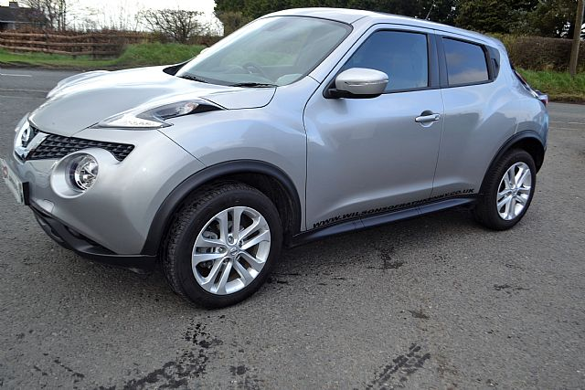 2017 nissan juke n connecta used at wilsons of rathkenny. Black Bedroom Furniture Sets. Home Design Ideas