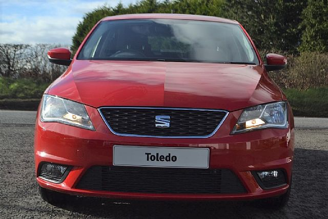 2017 seat toledo 1 6 tdi style 5 door used at wilsons of rathkenny used car dealer in. Black Bedroom Furniture Sets. Home Design Ideas