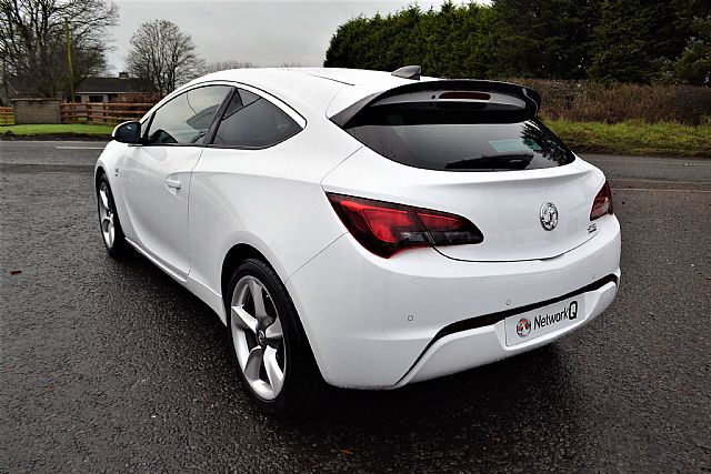 2016 vauxhall astra gtc 1 6cdti sri nav 19 used at wilsons of rathkenny used car dealer in. Black Bedroom Furniture Sets. Home Design Ideas
