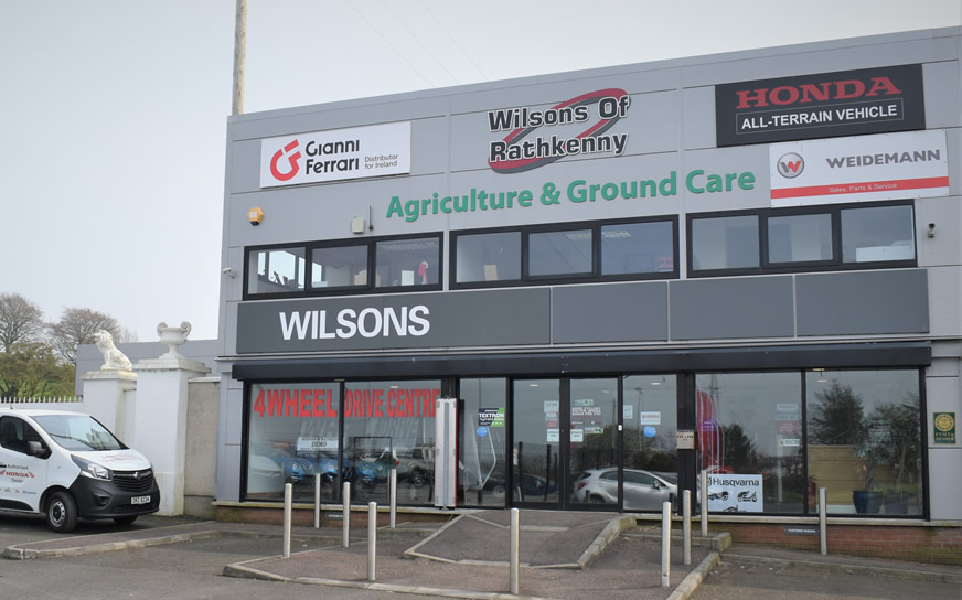 Wilsons Of Rathkenny Agri