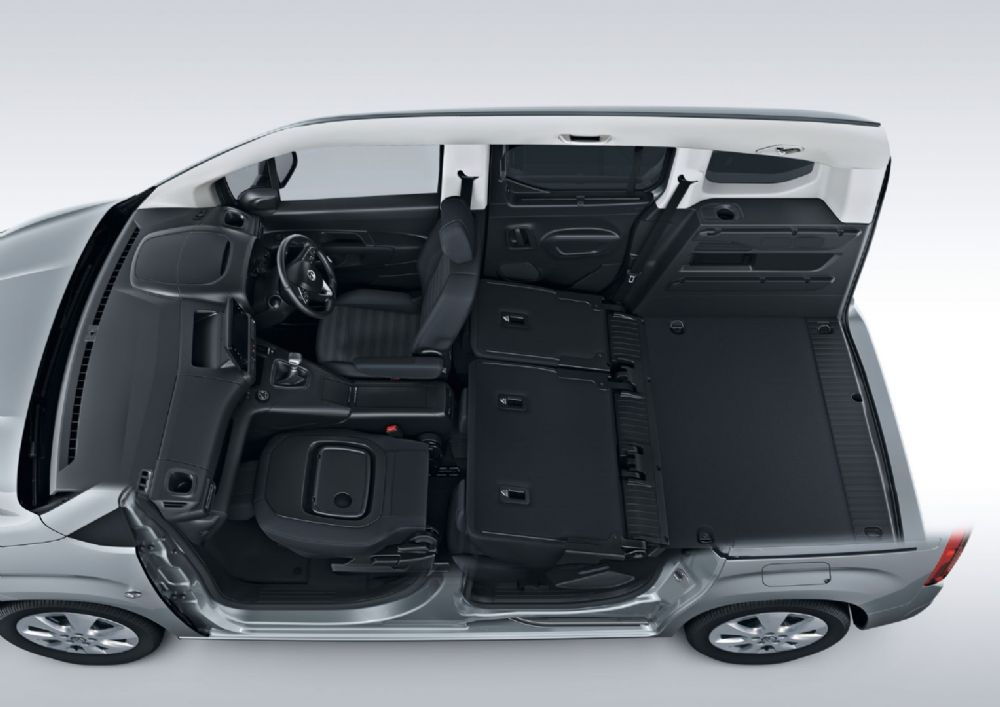 New Vauxhall Combo Life Cars For Sale At Wilsons Of