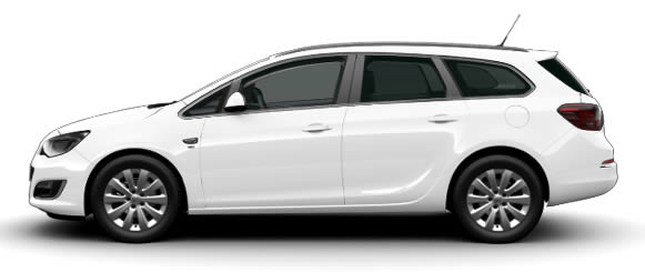 KIA astra-sports-tourer