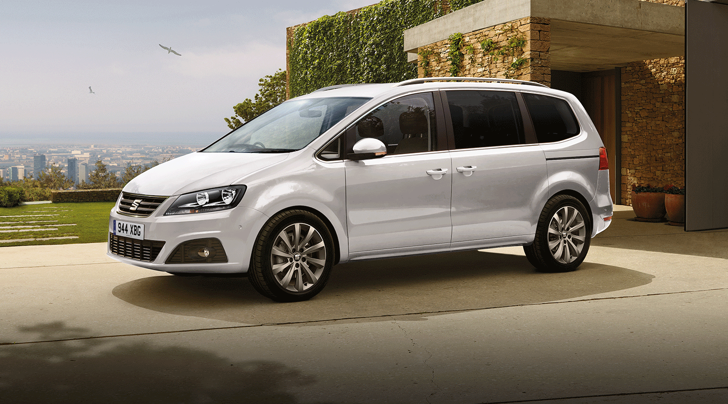 New Seat Alhambra Cars For Sale At Wilsons Of Rathkenny
