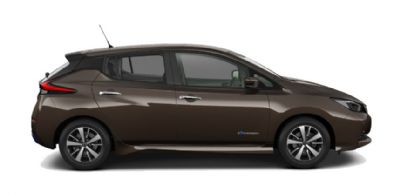 Nissan LEAF CHESTNUT BRONZE